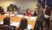 Primera reunió voluntaris