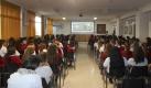 Sessió amb alumnes
