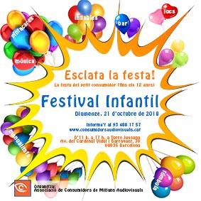 Festival Infantil 2018