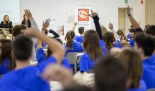 Els alumnes van participar activament.