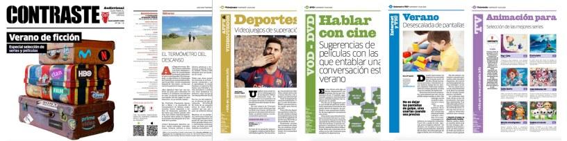 """Revista Contraste juliol - Edició especial """"nova normalitat"""""""