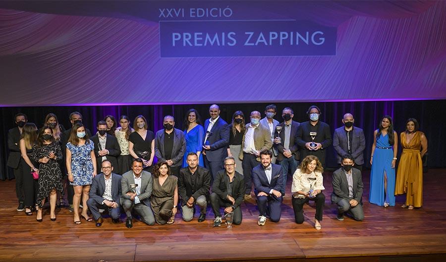 Guanyadors Premis Zapping